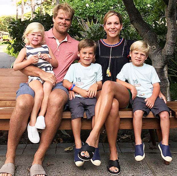 Greg Olsen & Family