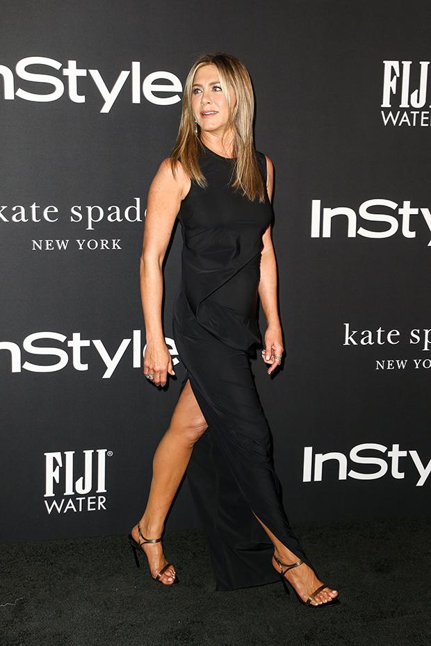 Jennifer Aniston InStyle Awards 2018