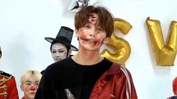 Jeonghan Zombie