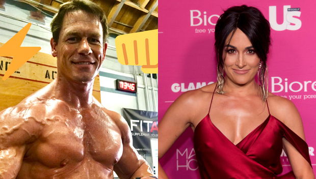 Nikki Bella Sympathizes John Cena Haircut