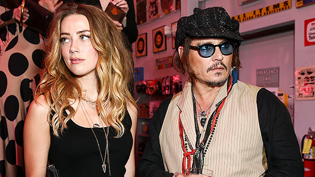 Johnny Depp Reacts Amber Heard Physical Assault Accusation