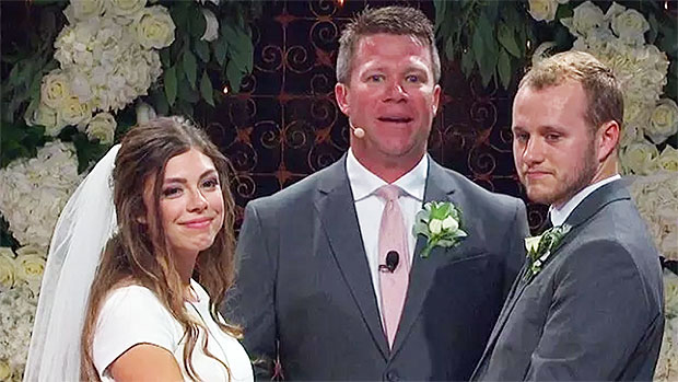 josiah duggar lauren swanson wedding