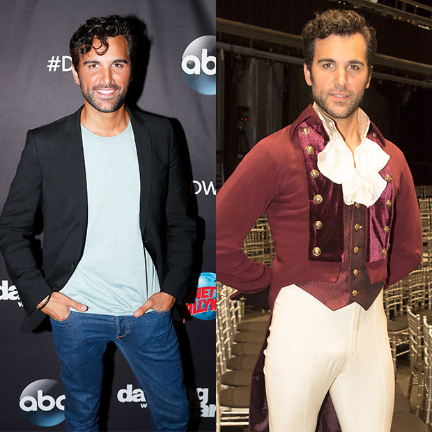 Juan Pablo Di Pace Before and After