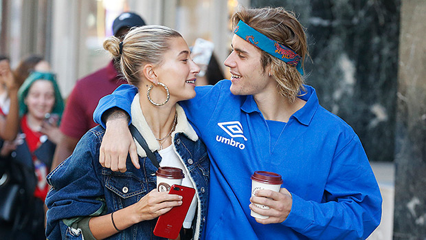 Justin Bieber Hailey Baldwin happy in love