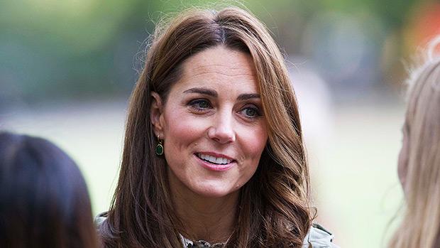 kate middleton brown hair
