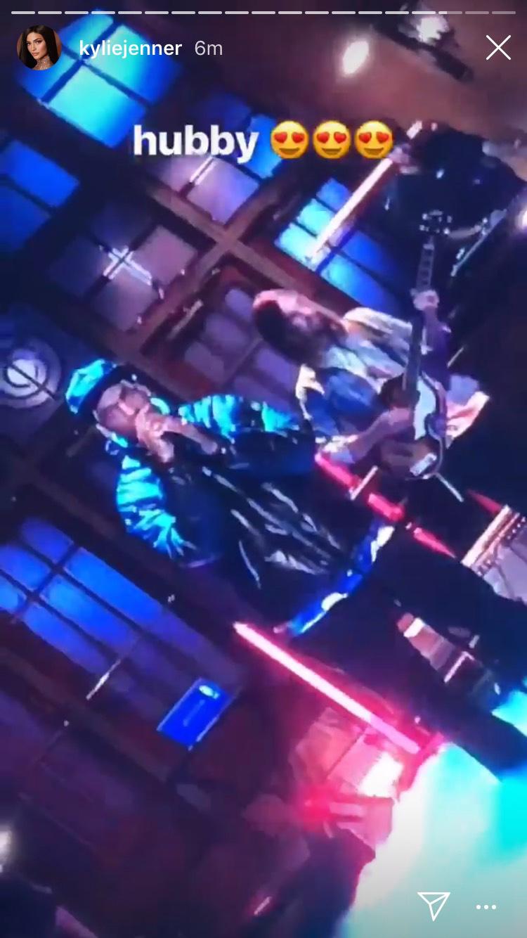 Travis Scott SNL performance dissed