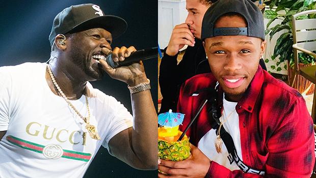 Marquise Jackson 50 Cent
