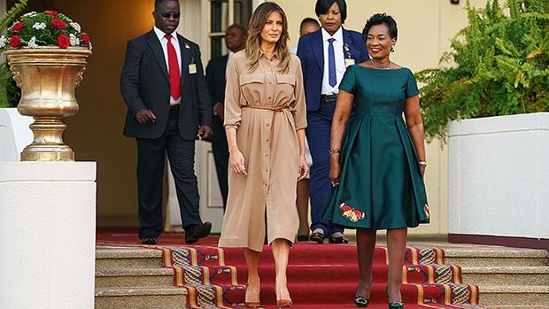 Melania Trump Malawi