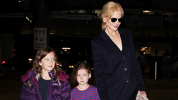 Nicole Kidman Daughters Big Little Lies
