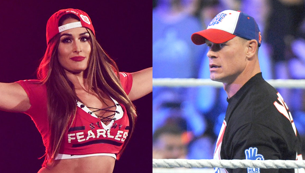 Nikki Bella Reacts John Cena Diss