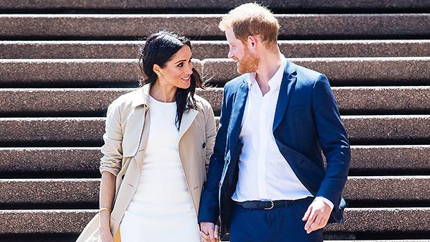 Prince Harry Cherishing Meghan Markle