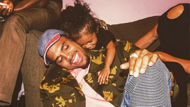 rapper dads kids photos