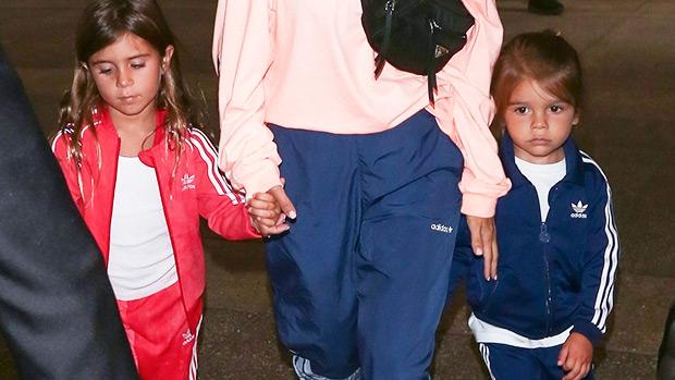 celebrity kids track suits