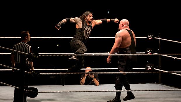 Roman Reigns Leaving Wrestling