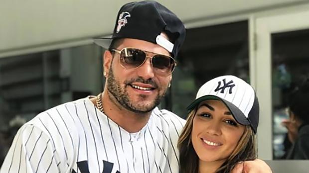 Ronnie Ortiz-Magro & Jen Harley