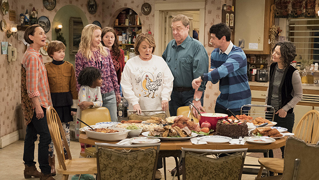 Roseanne Barr Reacts Character Killed Off