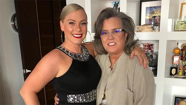 Rosie O'Donnell Engaged Elizabeth Rooney