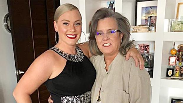 Rosie O'Donnell Girlfriend