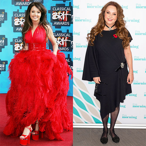 sarah brightman transformation