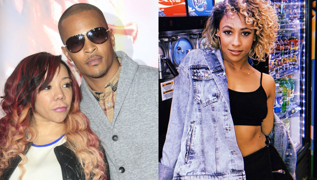 T.I. Tiny Harris, Asia'h Epperson