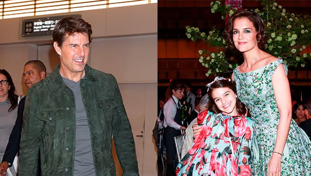 Tom Cruise Can See Suri 10 Days A Month