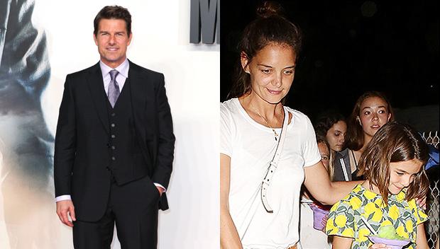 Scientology reason Tom Cruise won't see Suri
