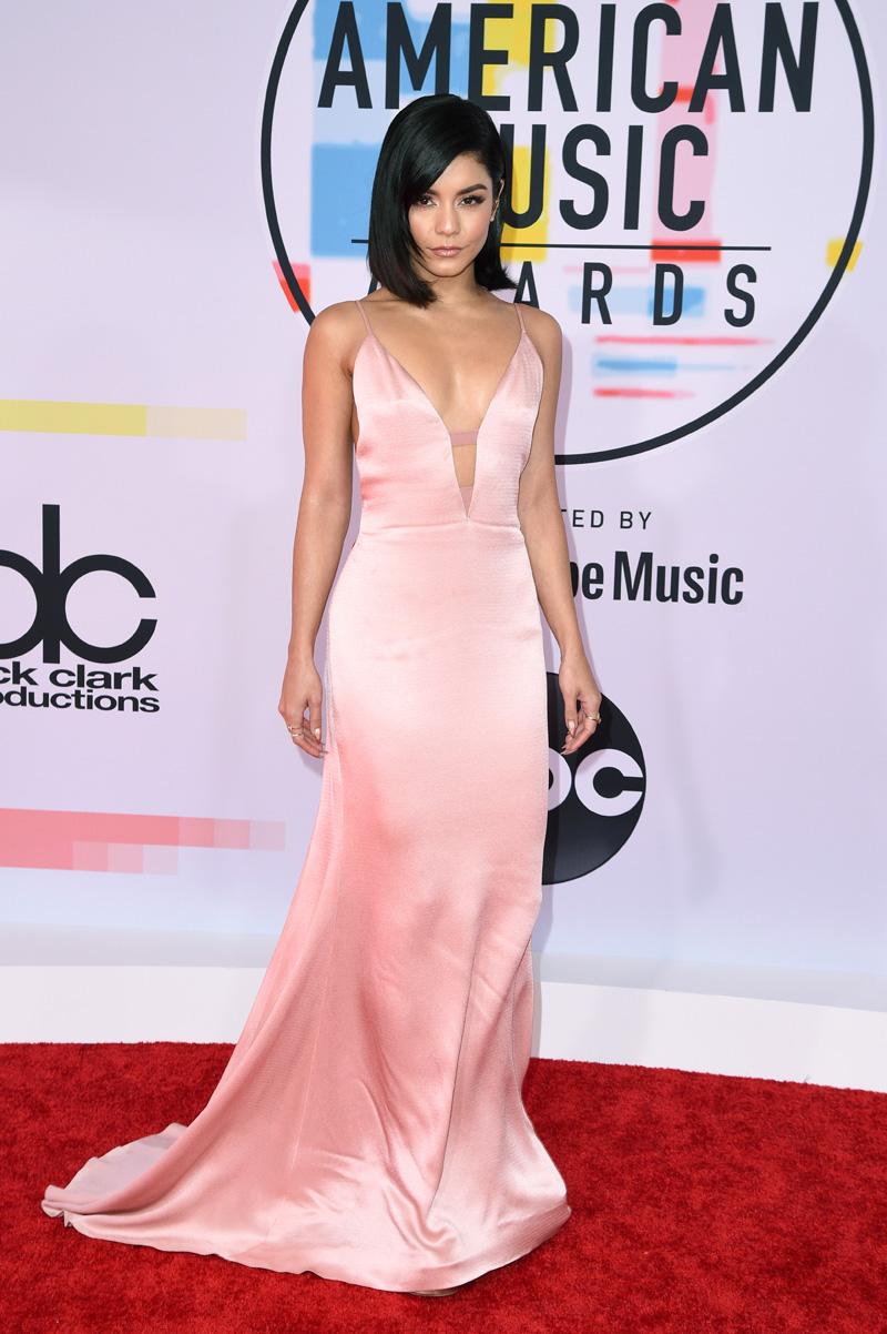 Vanessa Hudgens AMAs dress