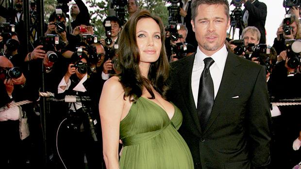 celebrities third trimester pregnancy red carpet