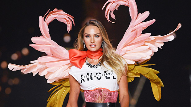Candice Swanepoel VS Fashion Show