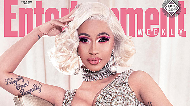 Cardi B Entertainer Of The Year