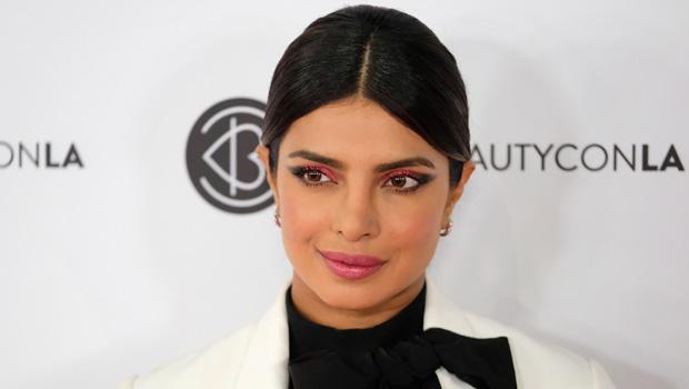 Celebrities neon eyeshadow