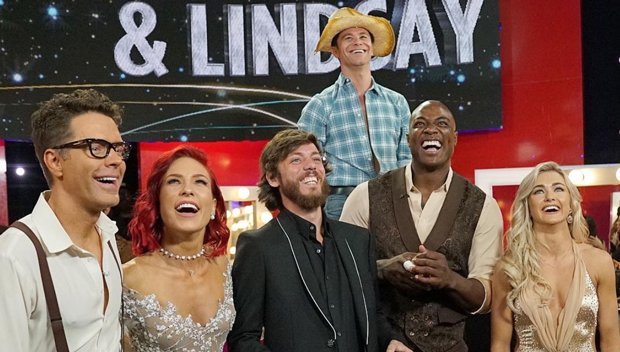 dwts country night
