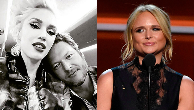 Gwen Stefani Blake Shelton Feelings Miranda Lambert