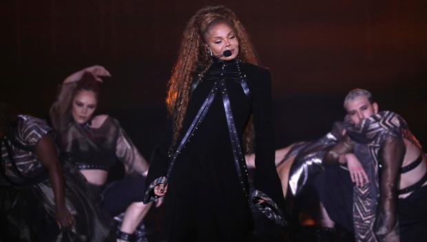Janet Jackson EMAs 2018 performance