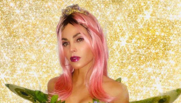 Jenna Dewan Fairy Halloween Costume