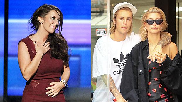 Pattie Mallette, Justin Bieber And Hailey Baldwin