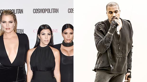 Kardashians Watch Kanye West Camp Flog Gnaw