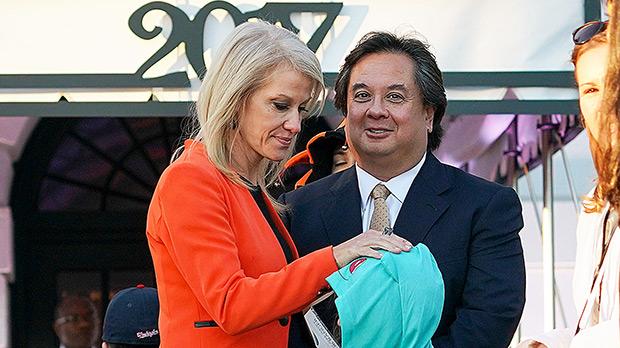 Kellyanne & George Conway