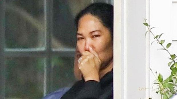 Kimora Lee Simmons Crying