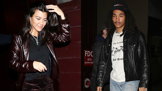 Kourtney Kardashian Luka Sabbat Leather Jackets