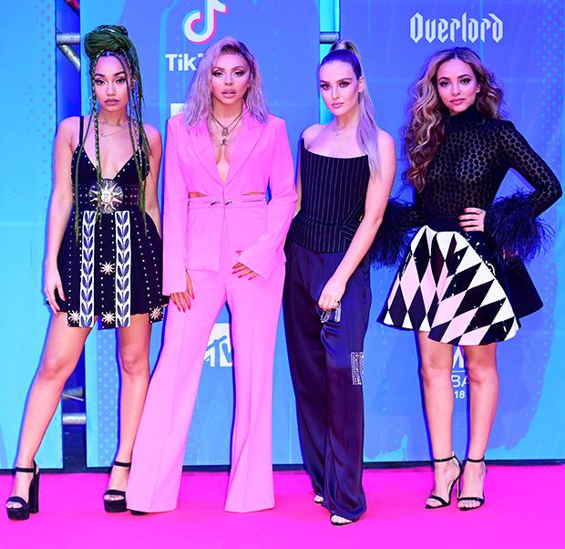 Little Mix 2018 MTV EMAs