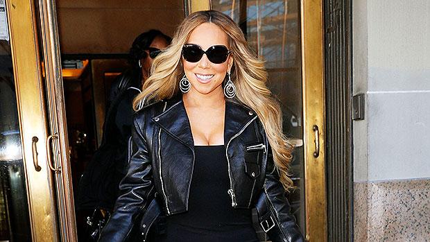 Mariah Carey NYC November 2018