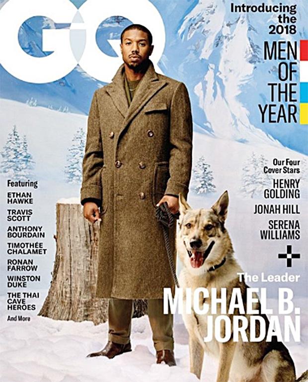Michael B. Jordan GQ Men of the Year
