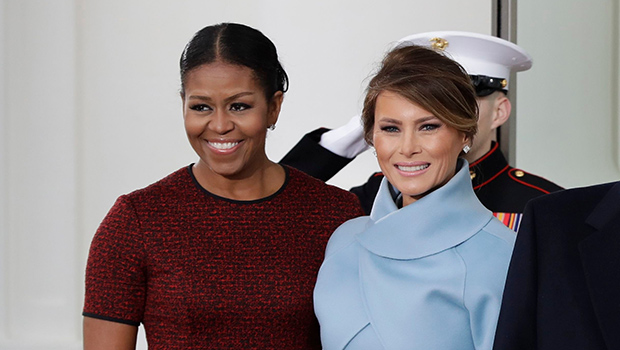 Why Melania Trump Hasn't Asked Michelle Obama For Help