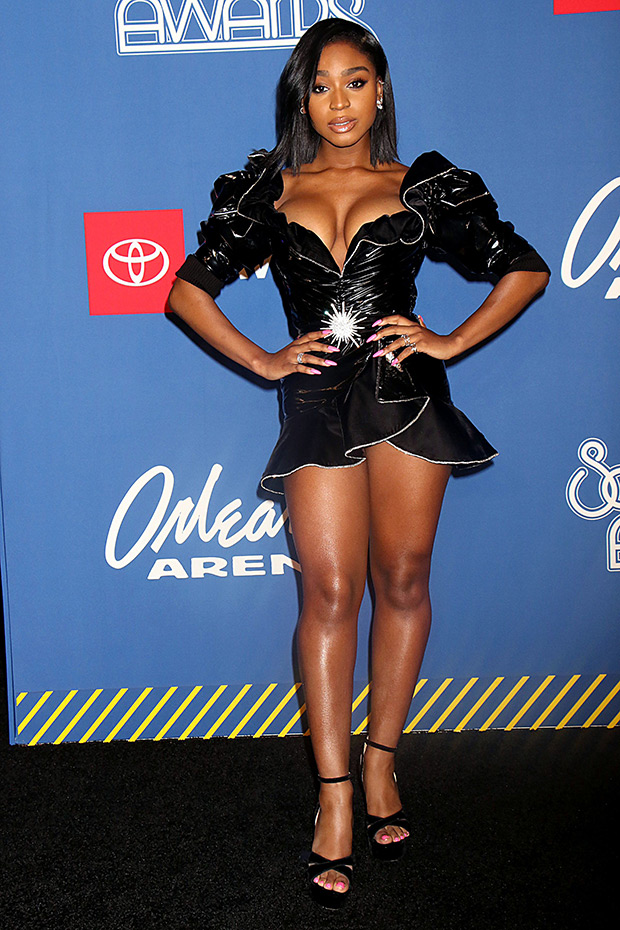 Normani Soul Train Awards