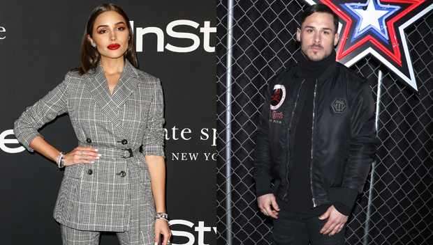 Olivia Culpo Keeps Danny Amendola Rolex Watch