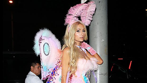 Paris Hilton Sexy Moth