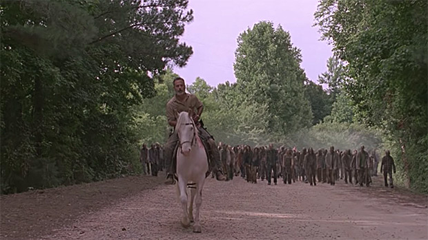 what happens to rick the walking dead