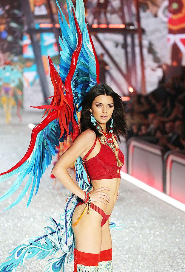 sexiest vs fashion show runway photos