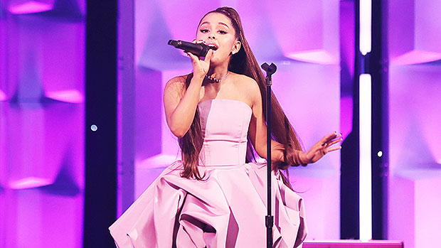 Ariana Grande Cancels Concert